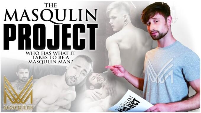 Drew Dixon Prowls for a New Hunk for Masqulin Studio