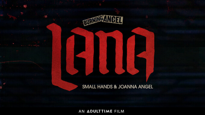 Joanna Angel, Adult Time Premiere New Burning Angel Feature 'Lana'
