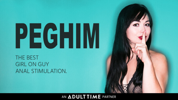 Adult Time Welcomes New Content Partner 'Peg Him'
