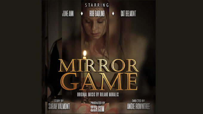 Sssh.com's 'Mirror Game' Soundtrack Now Available