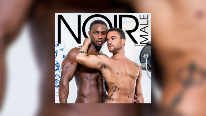 DeAngelo Jackson Stars in 'Family Affairs 3' for Noir Male