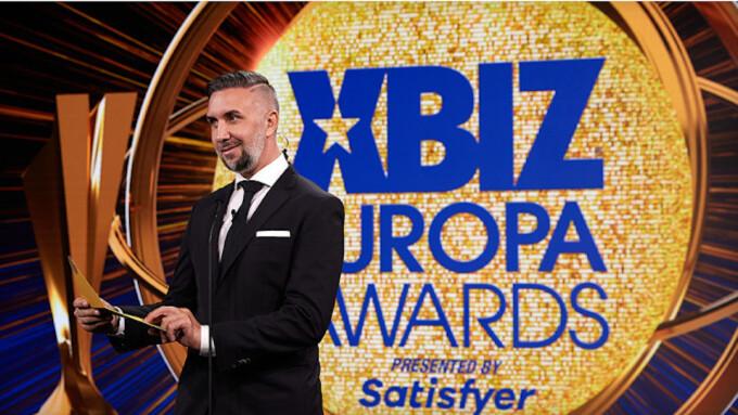 2020 XBIZ Europa Awards Now Streaming on XBIZ.tv, XBIZ.com