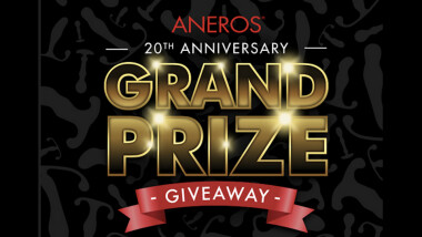 Aneros to  Give Away Free Products for Life to Winner of 20th Anniversary Contest