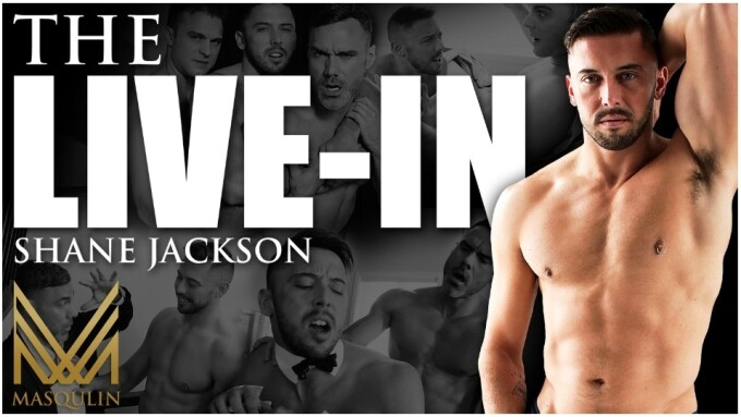 Shane Jackson Is a Sexy Tenant in 'The Live-In' for Masqulin
