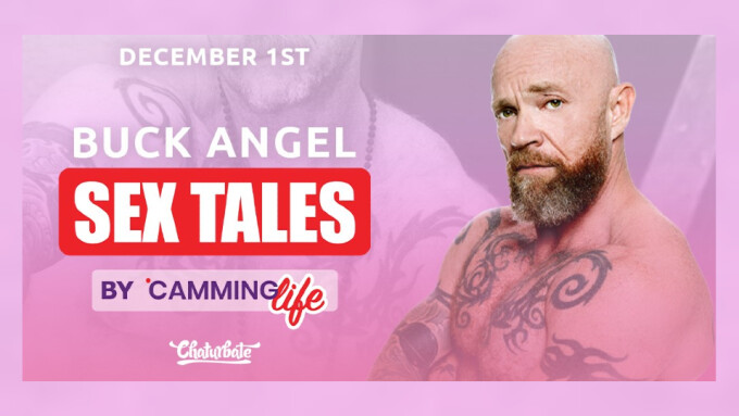 Buck Angel Guests on 'Camming Life' Podcast 'Sex Tales'