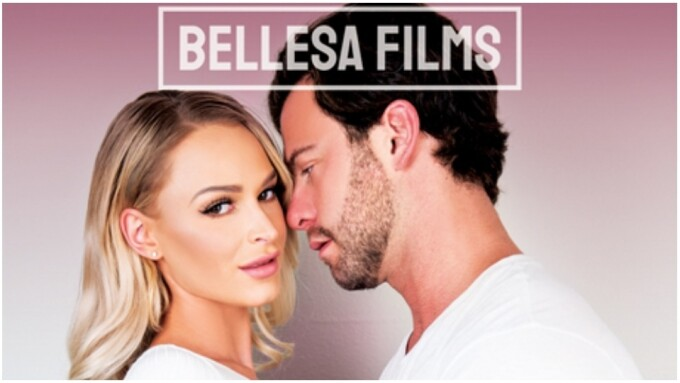 Emma Hix Stars in 'First Times & Second Chances 2' for Bellesa