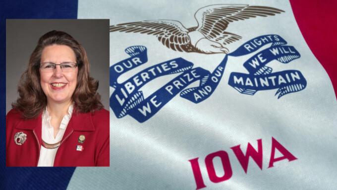 Iowa: Copycat 'Porn Block' Bill Fails to Move Forward