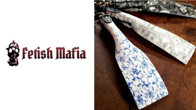 Leather Designer Justin Sayne Debuts 'Fetish Mafia' Line