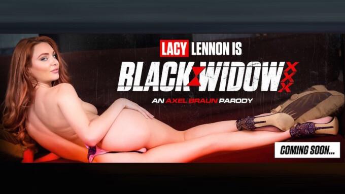 The Black Widow Porn