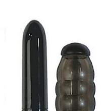 3 Speed Bullet With Orgasmic Stimulator Swirl
