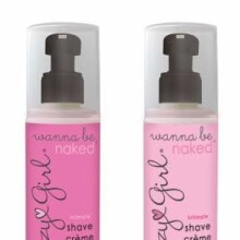 Crazy Girl Wanna Be Naked Intimate Shave Creme
