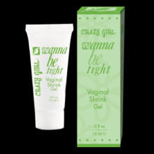 Crazy Girl Wanna Be Tight - Vaginal Shrink Gel