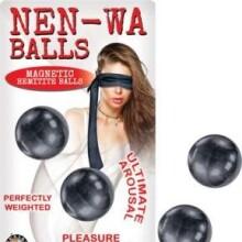 Nen-wa Balls - Magnetic Hemitite Balls