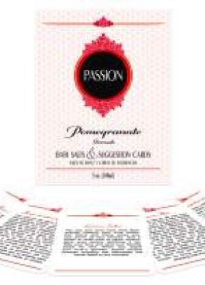 Passion Bath Salt Set