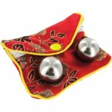 Stainless Steel Kegel Balls with Pouch