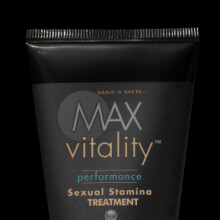 Max 4 Men - Max Vitality - Sexual Stamina Treatment