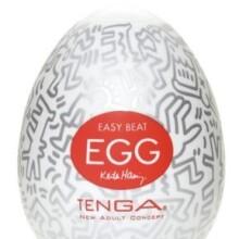 Keith Haring Tenga Egg Party