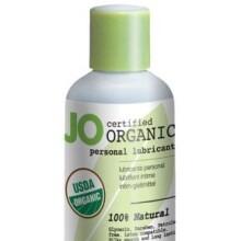 System JO USDA Certified Organic Lubricant
