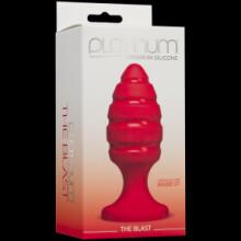 Platinum Premium Silicone – The Blast - Red
