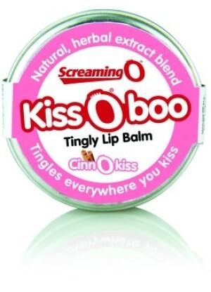 KissOBoo CinnOkiss