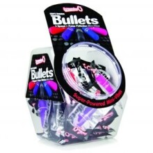 3+1 Soft-touch Bullet Candy Bowl