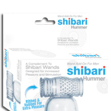 Shibari Hummer Wand Add-On for Men