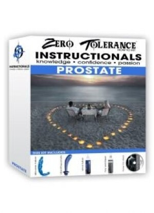 Zero Tolerance How To Prostate Kit
