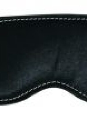 Edge Leather Blindfold