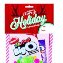 Horny Holiday Stocking