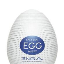 Tenga Hard Gel Egg - Misty