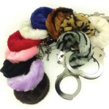 Plush Love Cuffs