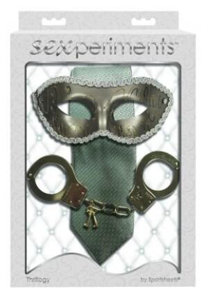 Sexperiments Thrillogy Kit