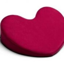 Caresse Heart Wedge