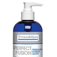 TitanMen Perfect Fusion – Premium Hybrid Glide - 8 fl. oz.