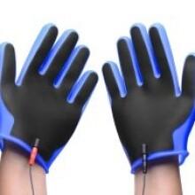 Zeus Conductor Electro Conductive Estim Gloves