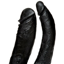 Vac-U-Lock Code Black – Double Penetrator