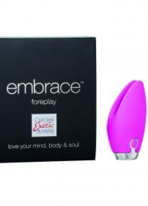 embrace foreplay