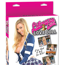 Library Girl Love Doll