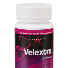 Velextra for Women - 10 Capsule Bottle