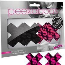 Peekaboos Premium Pasties Dancer Collection