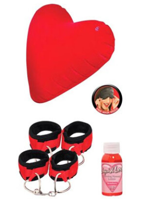 Fetish Fantasy Series Lover's Bondage Kit