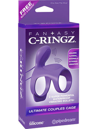 Fantasy C-Ringz Ultimate Couples Cage