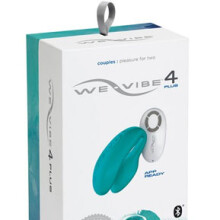 We-Vibe 4 Plus Caribbean