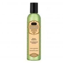Naturals Massage Oil Vanilla Sandalwood