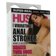 Vibrating Anal Stroker