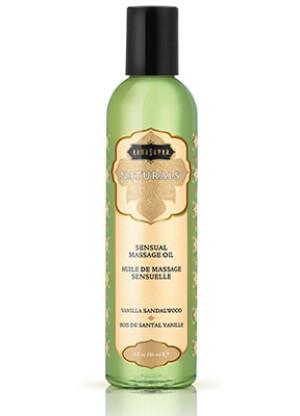 Naturals Sensual Massage Oil