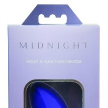 Midnight Violet 10 Function Vibrator
