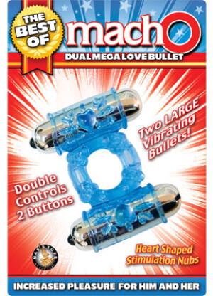 Mach-O Dual Mega Love Bullet