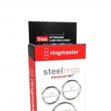 Steel Enhancer Ring Set