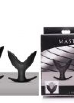 Masters Ass Anchors 3 Piece Silicone Set